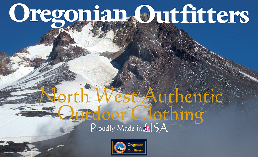 Oregonian Outfitters North Authentic Outdoor Clothing